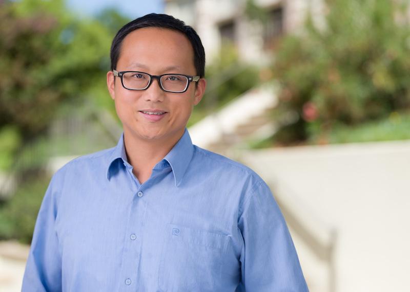 USD Associate Professor of Operations Management, Daniel Lin