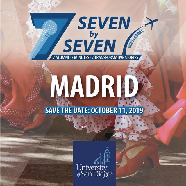 Madrid 7x7 Event