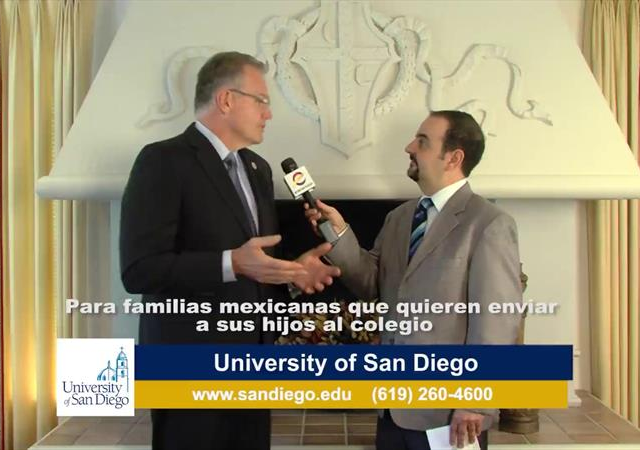 Dr. Harris Interviewed on Entravision