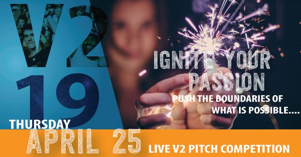 Ignite Your Passion - LIve V2 Pitch Competition
