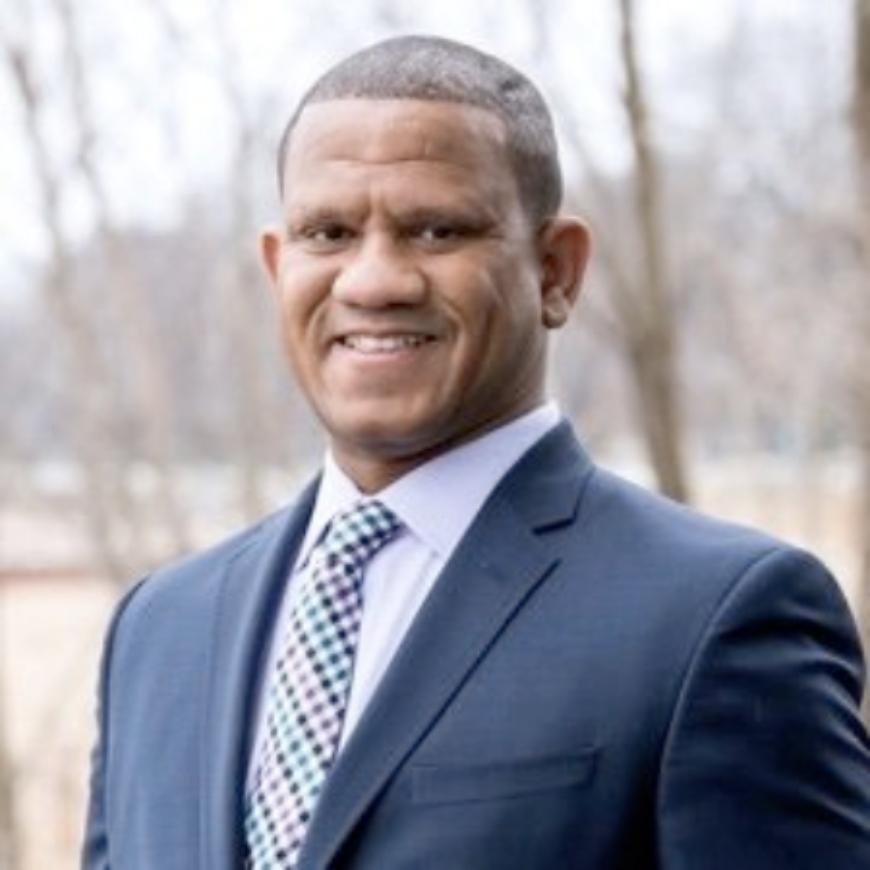 Dr. Alvin Tillery, Jr. headshot