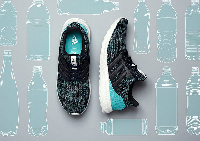 Recycled Plastic Running Shoes