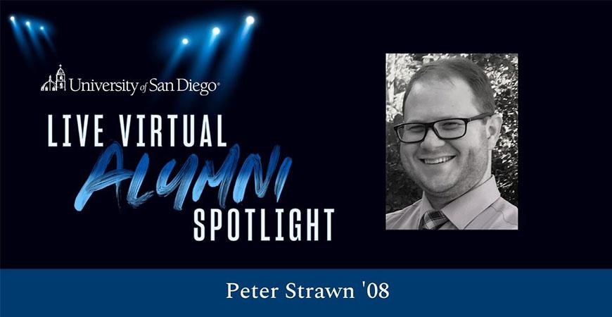 Peter Strawn '08