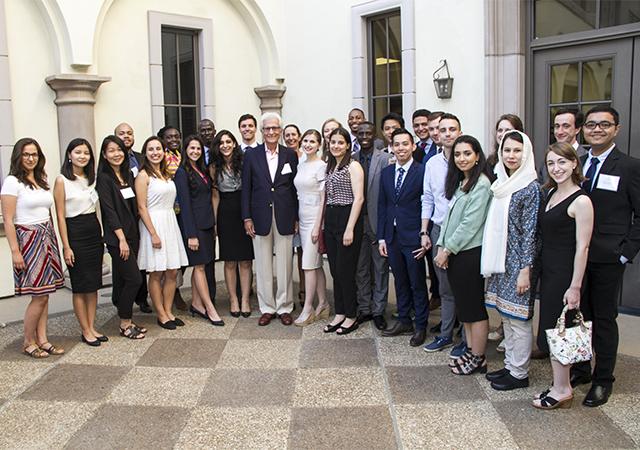 Hansen Summer Institute 2018 cohort