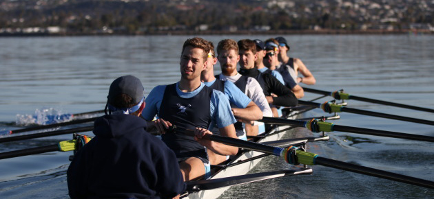 The University of San Diego sent a varsity eight crew team to compete in the IRA National Championships. The Toreros finished 19th.