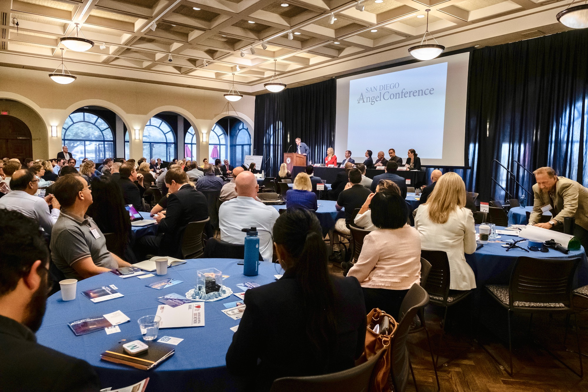 Second-annual San Diego Angel Conference held at the University of San Diego