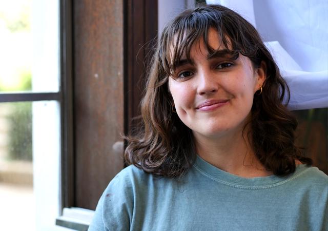 Julia Gonzalez, Live Ole Student spotlight