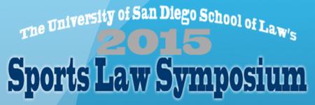 2015 Sports Law Symposium
