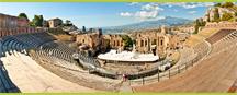 Sicilian amphitheater