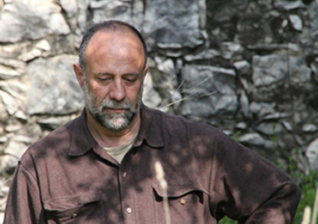 Portrait of John Halaka