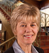 Picture of Interim Dean Lee Ann Otto