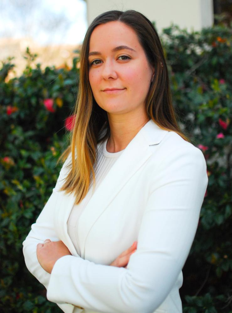 Kelsey Burns '20 (JD Candidate)