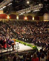USD School of Law Commencement