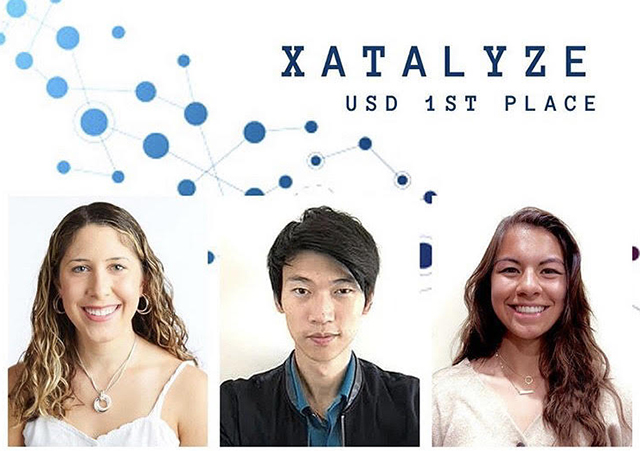 Xatalyze, winner of the USD Finals for the Fowler Global Social Innovation Challenge