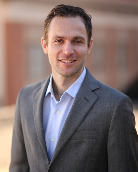 Photo is of Michael Sieman '08 MSRE