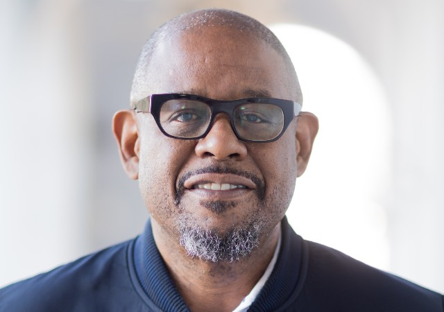 Forest Whitaker in