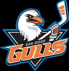 SD Gulls Logo