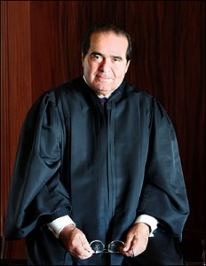 The Honorable Antonin Scalia