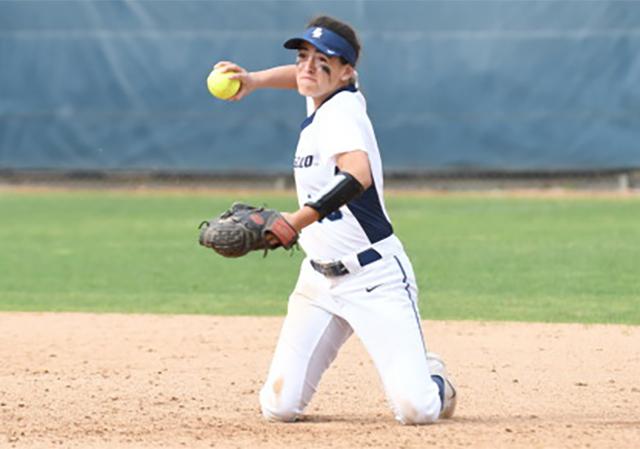Softball's Sara Silveyra
