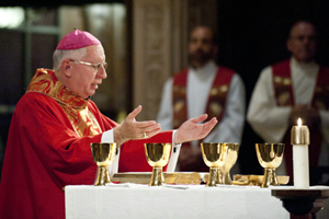 Red Mass at Founder's Chapel