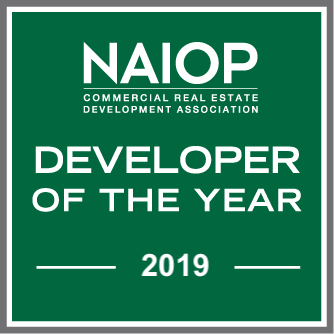 NAIOP Developer of the Year Logo