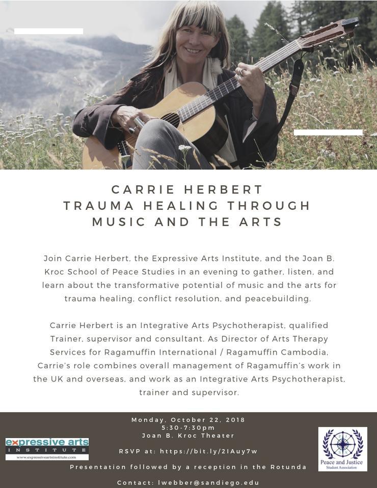 Carrie Herbert_Flyer