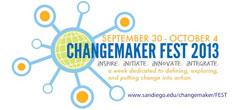 Changemaker Fest logo
