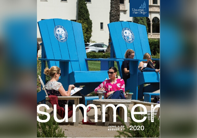 Summer Sessions 2020 flyer