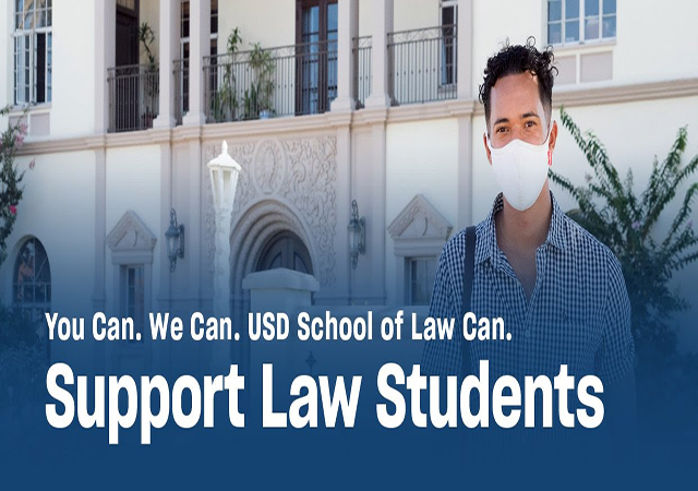 Support USD School of Law