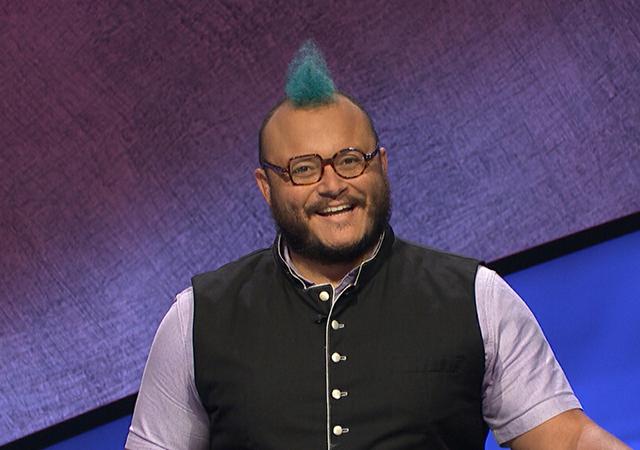 History professor T.J. Tallie on Jeopardy Dec. 1, 2020