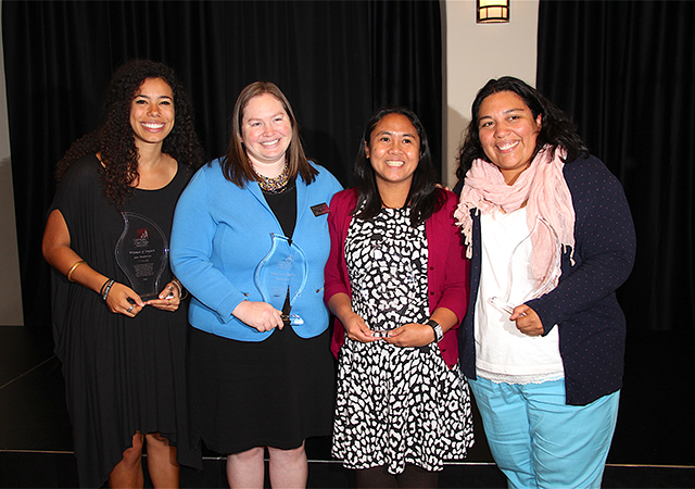 2016 Women of Impact Award winners
