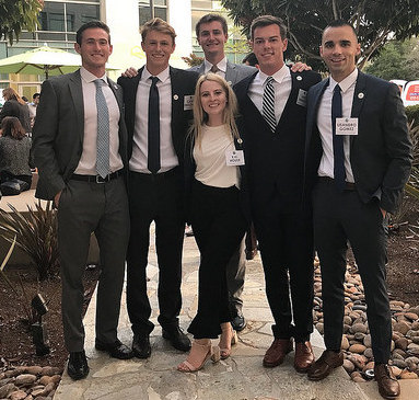 2018 NAIOP University Challenge Team USD