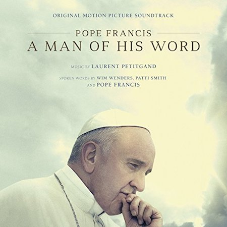 Pope Francis profile with movie title listed: Pope Francis A Man of His Word