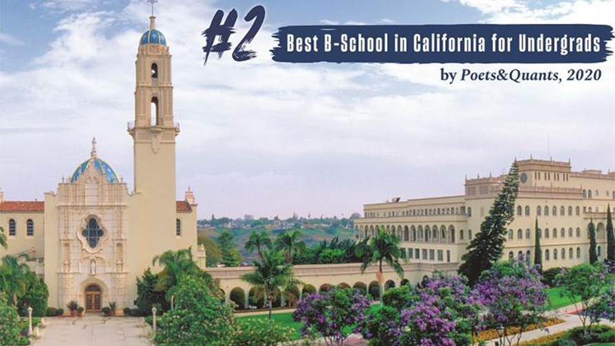 Poets & Quants Ranks USD #2
