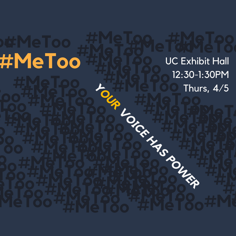 #metoo event flyer