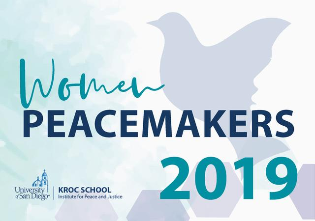 Women PeaceMakers 2019