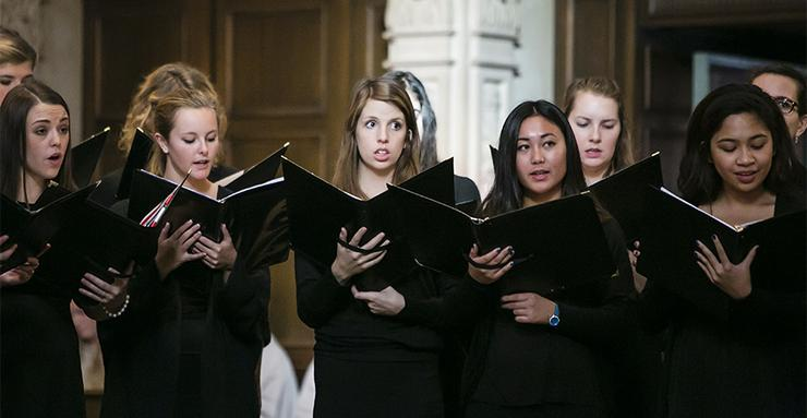 Holiday Semester Ending Music Concerts At Usd University Of San Diego
