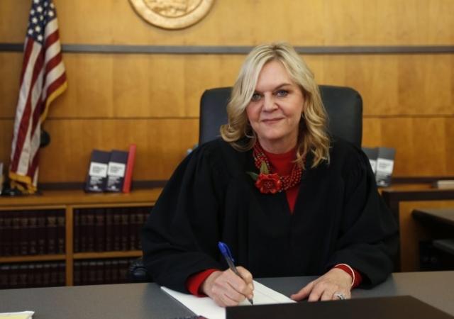 Presiding Judge Lorna Alksne