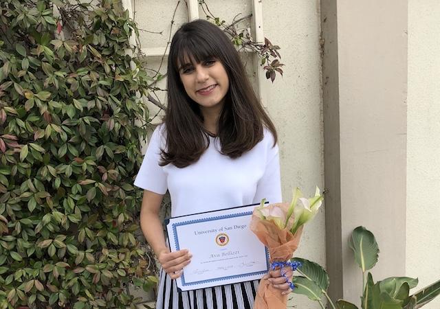 Valedictorian, Ava Bellizzi