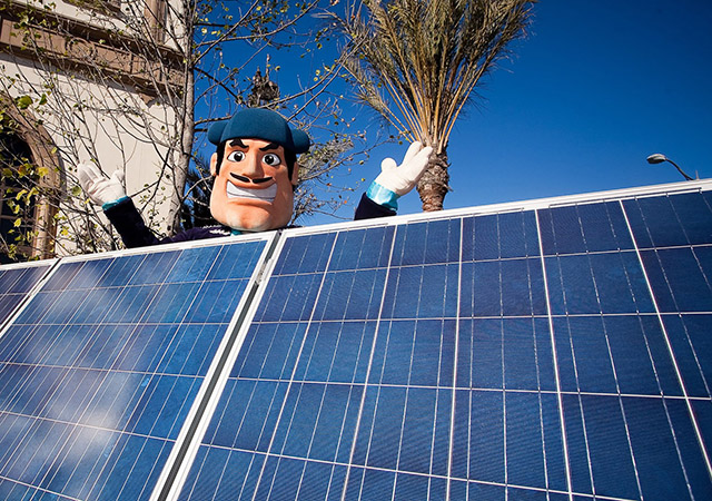 Diego Torero, Solar Panels