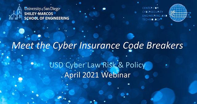 Cyber Law Webinar Banner