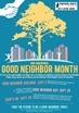 Good Neighbor Poster