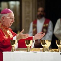 Red Mass at Founders Chapel
