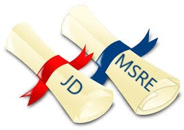 Joint JD/MSRE Degree