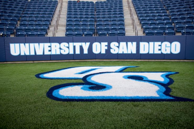 USD Toreros Athletics Field