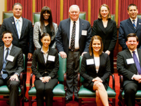 FBA Moot Court Competition Finalists and Judges