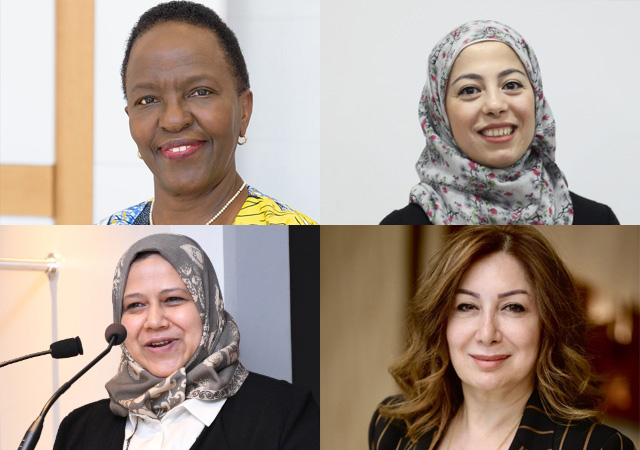Cohort of Women PeaceMakers