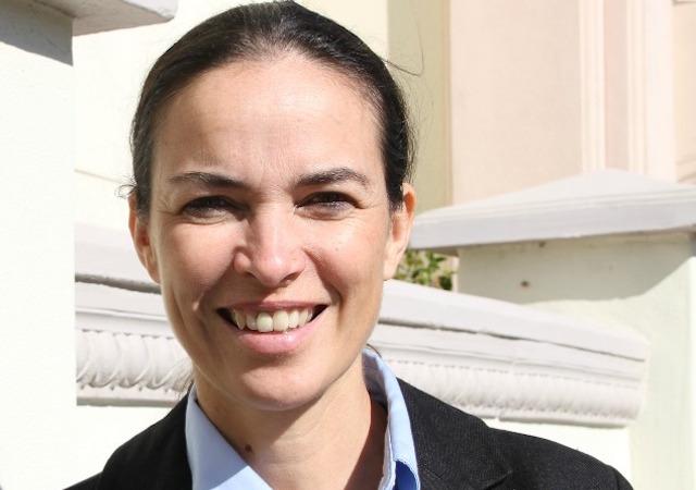 Caroline Baillie