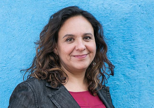 Mexican journalist Marcela Turati