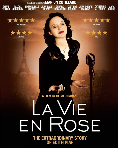poster for La vie en rose